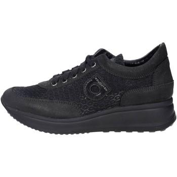 Zapatos Mujer Zapatillas bajas Agile By Ruco Line 1304(G) Negro