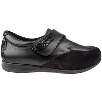 Zapatos Mujer Zapatos bajos Calzamedi S  BRILLANTES W NEGRO