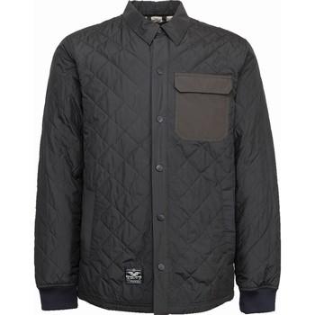 textil chaquetas de deporte L1 Outerwear WESTMONT RAVEN Negro