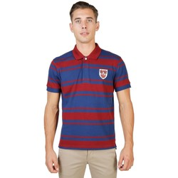 textil Hombre polos manga corta Oxford University - queens-rugby-mm 8