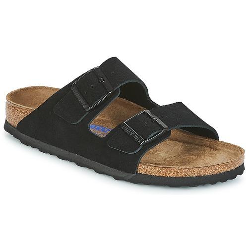Zapatos promocionales Birkenstock ARIZONA SFB Negro  Casual salvaje