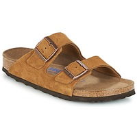 Zapatos Mujer Zuecos (Mules) Birkenstock ARIZONA SFB Marrón