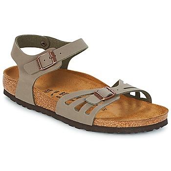 Zapatos Mujer Sandalias Birkenstock BALI Gris