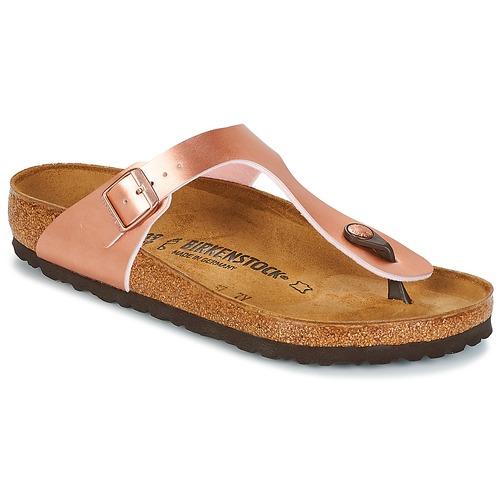 Zapatos de mujer baratos zapatos de mujer Zapatos especiales Birkenstock GIZEH Rosa