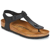 Zapatos Mujer Chanclas Birkenstock KAIRO Negro