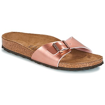 Zapatos Mujer Zuecos (Mules) Birkenstock MADRID Rosa