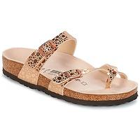 Zapatos Mujer Zuecos (Mules) Birkenstock MAYARI Rosa