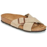 Zapatos Mujer Zuecos (Mules) Birkenstock SIENA Topotea
