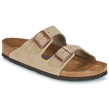 Zapatos Hombre Zuecos (Mules) Birkenstock ARIZONA SFB Topotea