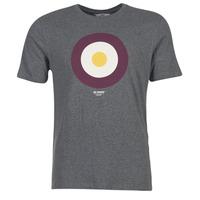 textil Hombre camisetas manga corta Ben Sherman THE TARGET TEE Gris