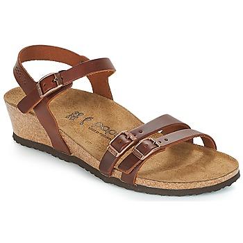 Zapatos Mujer Sandalias Papillio LANA Cognac