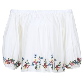 textil Mujer Tops / Blusas Moony Mood IFITI Blanco
