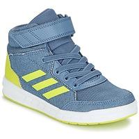 Zapatos Niño Zapatillas altas adidas Performance ALTASPORT MID EL K Azul