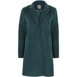 textil Mujer Abrigos Anastasia - Boyfriend WinterMantel Green