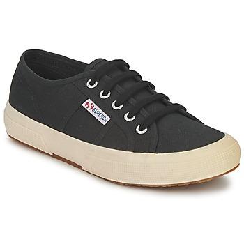 Zapatos Zapatillas bajas Superga 2750 CLASSIC Negro