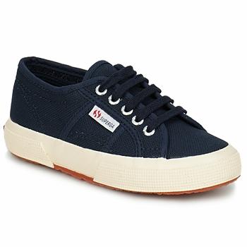 Zapatos Niños Zapatillas bajas Superga 2750 KIDS Marino