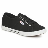 Zapatos Zapatillas bajas Superga 2950 COTU Negro