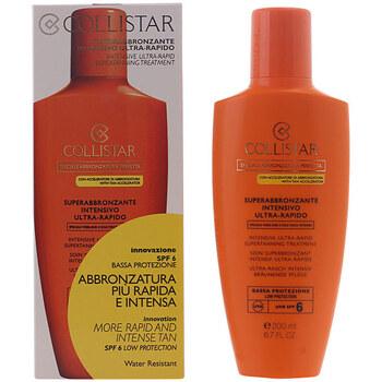 Belleza Protección solar Collistar Perfect Tanning Intensive Treatment Spf6  200 ml