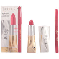 Belleza Mujer Pintalabios Collistar Rossetto Art Design 15-tango Red 3,5 g