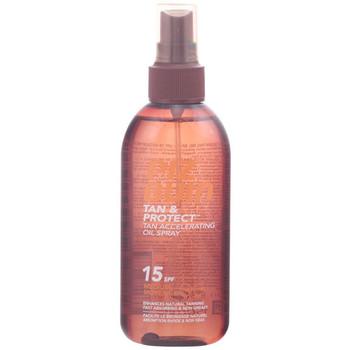 Belleza Protección solar Piz Buin Tan & Protect Oil Spray Spf15  150 ml
