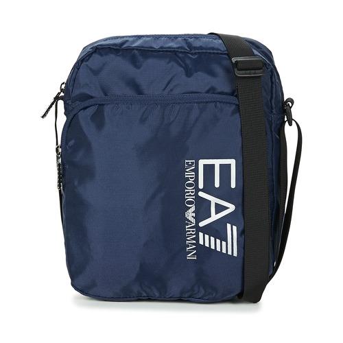 BAG LARGE Armani TRAIN POUCH EA7 B U Marino PRIME Emporio 1Hx4S7gwqx