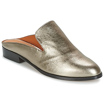 Zapatos Mujer Zuecos (Mules) Robert Clergerie COULIPAID Plateado