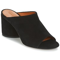 Zapatos Mujer Zuecos (Mules) Robert Clergerie OUTERKOLA Negro