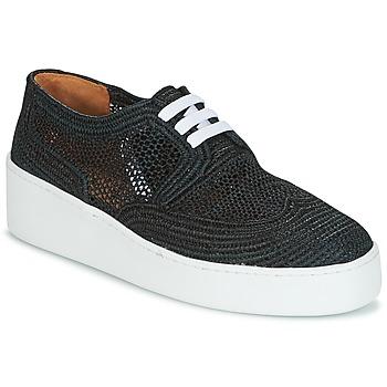 Zapatos Mujer Zapatillas bajas Robert Clergerie TAYPAYDE Negro