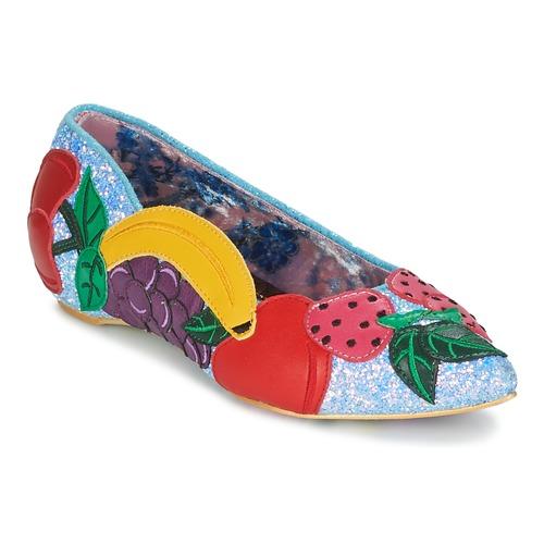 Gran descuento Zapatos especiales Irregular Choice BANANA BOAT Azul