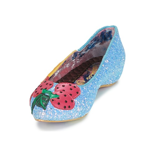 Zapatos promocionales Irregular Choice BANANA BOAT Azul  Gran descuento