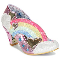 Zapatos Mujer Zapatos de tacón Irregular Choice SUMMER OF LOVE Rosa