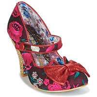 Zapatos Mujer Zapatos de tacón Irregular Choice FANCY THIS Rosa