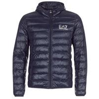 textil Hombre plumas Emporio Armani EA7 CORE ID 8NPB02 Marino