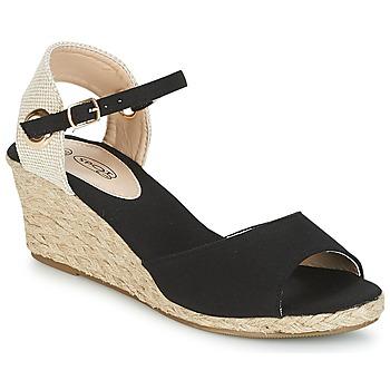 Zapatos Mujer Sandalias Spot on BONDER Negro