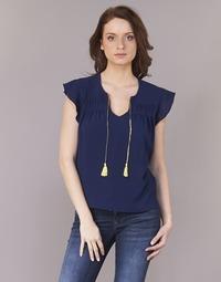 textil Mujer Tops / Blusas Betty London INNATIMBA Marino