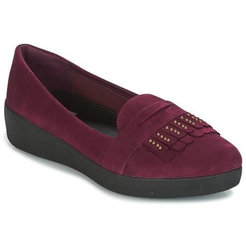 Zapatos promocionales FitFlop LOAFER Violeta  Los últimos zapatos de descuento para hombres y mujeres