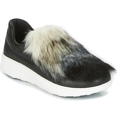 Zapatos promocionales FitFlop LOAFER Negro  Casual salvaje