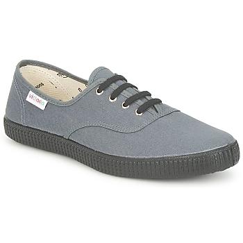Zapatos Zapatillas bajas Victoria INGLESA LONA PISO Antracita