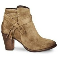 Zapatos Mujer Botines Alpe Alp 3452 11 63 taupe taupe