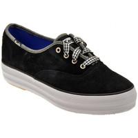 Zapatos Mujer Zapatillas bajas Keds  Negro