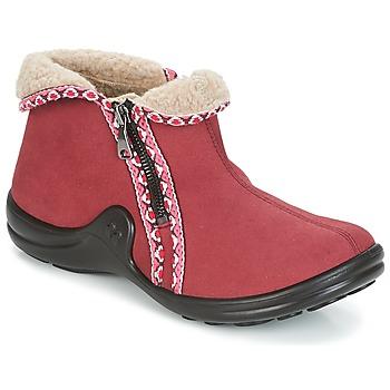 Zapatos Mujer Pantuflas Romika MADDY H 10 Rojo