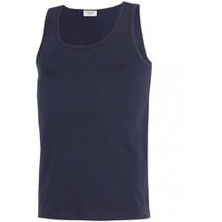 textil Hombre Camisetas sin mangas Impetus GO30024 039 Azul