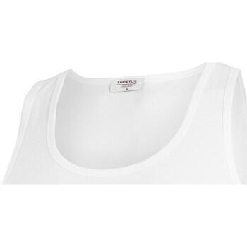 textil Hombre Camisetas sin mangas Impetus GO30024 26C Blanco