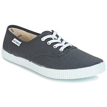 Zapatos Zapatillas bajas Victoria INGLESA LONA Antracita