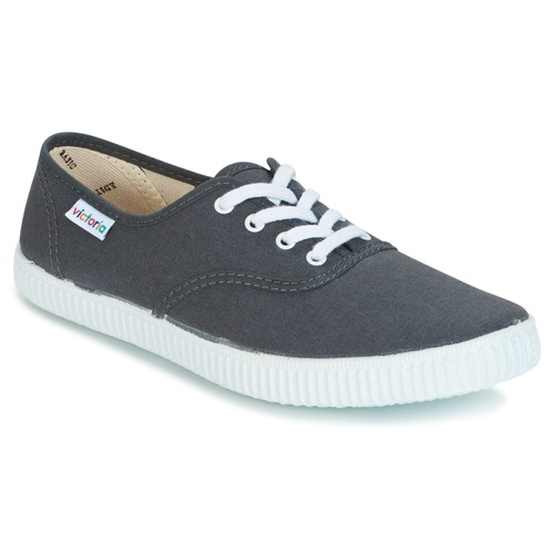Zapatillas Victoria Inglesa Bajas Lona Zapatos Antracita H9EDYW2eIb