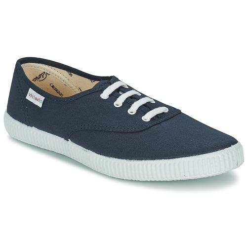 Marino Victoria Inglesa Zapatos Lona Zapatillas Bajas R34q5jLA