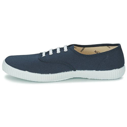 Inglesa Zapatillas Zapatos Victoria Bajas Marino Lona DH2IEW9
