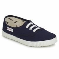 Zapatos Niños Zapatillas bajas Victoria 6613 KID Marino