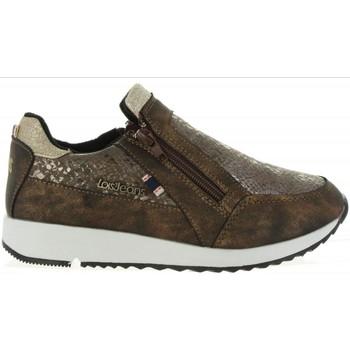 Zapatos Niña Zapatillas bajas Lois Jeans 83851 Marrón