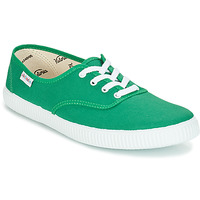 Zapatos Zapatillas bajas Victoria INGLESA LONA Verde